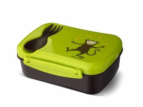 Carl Oscar Znünibox, Carl Oscar personalisiert, Carl Oscar kaufen, Carl Oscar Schweiz, Znünibox kaufen, Lunchbox kaufen, grün