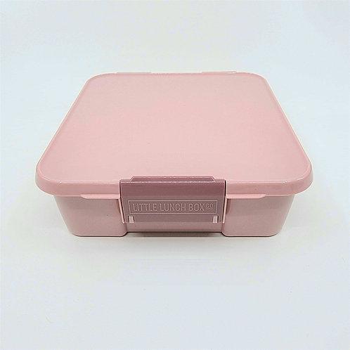Little Lunch Box Co. – Altrosa UNI mit 3 Unterteilungen