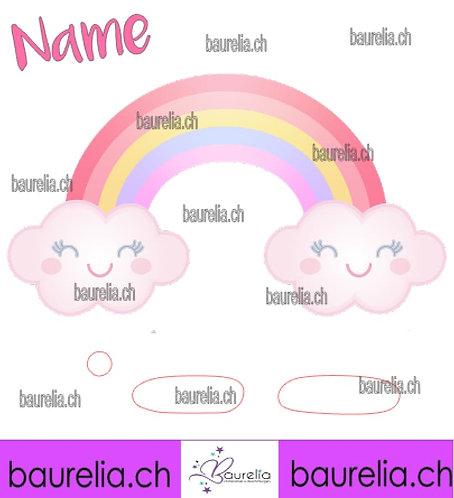 Schutzfolie Toniebox Regenbogen 3