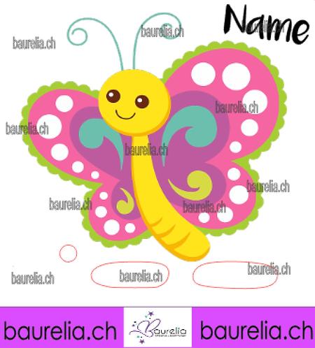 Schutzfolie Toniebox Schmetterling 17