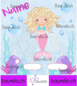 Schutzfolie Toniebox Meerjungfrau 2