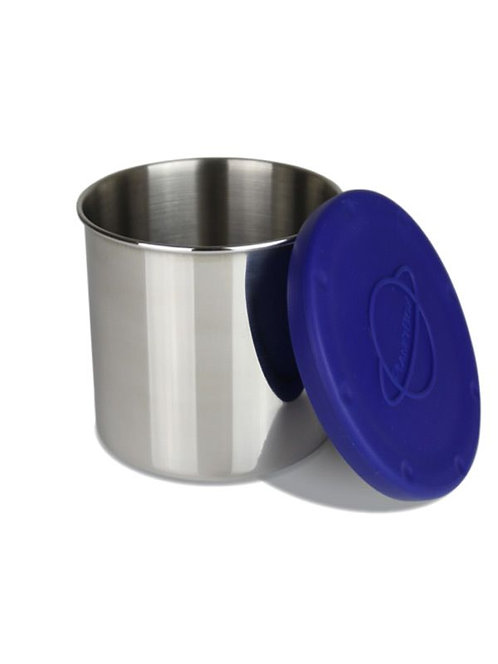 PlanetBox Silo Cup mit Silikondeckel