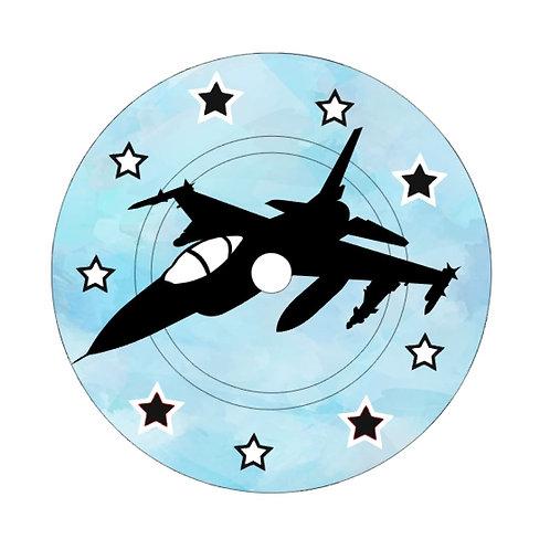 Schutzfolie Toniebox Ladestation Flugzeug 1