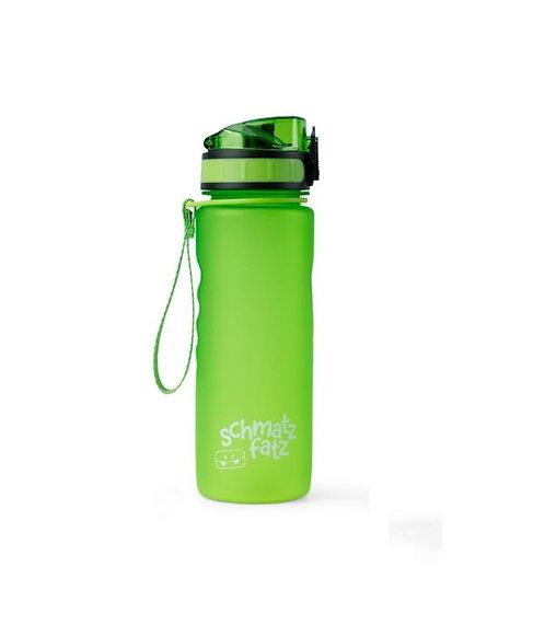 Schmatzfatz Trinkflasche 500ml Grün