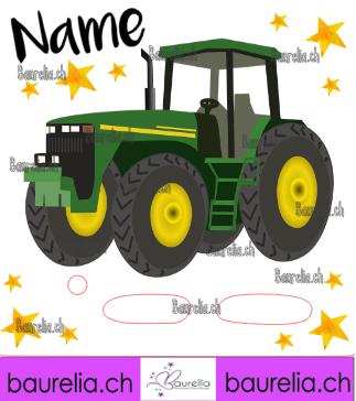 Schutzfolie Toniebox Traktor 4