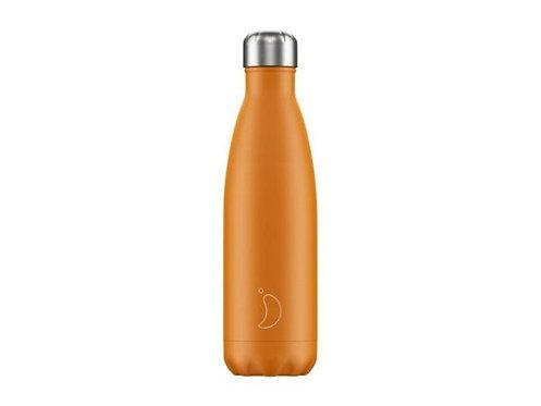 Chilly's 500ml Trinkflasche Neon Orange