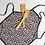 Thumbnail: Kinder Koch-/Bastelschürze von Little Lunch Box - Leopard
