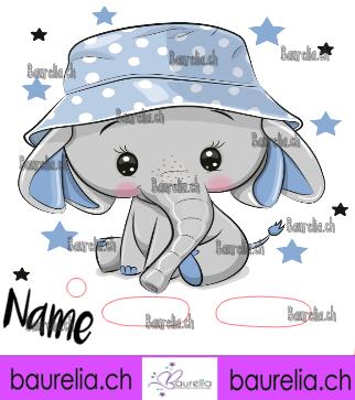 Schutzfolie Toniebox Elefant 1