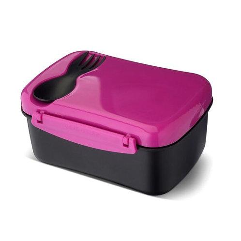 Carl Oscar, Carl Oscar Znünibox, Carl Oscar Lunchbox, Carl Oscar personalisiert, pink, Mädchen, Carl Oscar Lunchbox