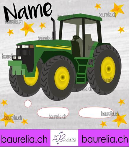 Schutzfolie Toniebox Traktor 3