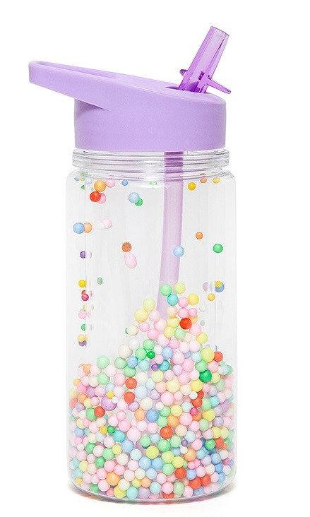 Petit Monkey Trinkflasche Popsicles Lila