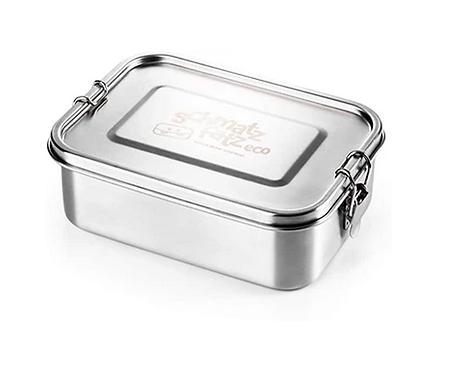Znünibox Edelstahl, Znünibox kaufen, Znünibox personalisiert, Edelstahl, wandern, Lunchbox Edelstahl, personalisiert, Eco