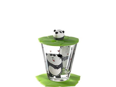 Leonardo Trinkglas für Kinder Panda