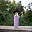 Thumbnail: Carrybottle Filztasche Lavendel