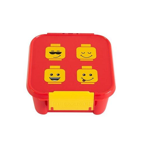 Little Lunch Box kaufen, Little Lunch Box personalisiert, Znünibox leicht, Lunchbox leicht, Znünibox personalisiert, rot,mini