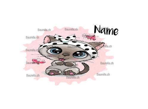 Znünibox Sticker Katze 1