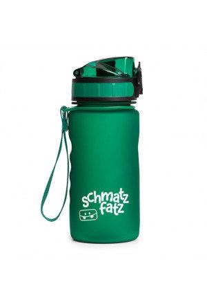 Schmatzfatz Trinkflasche 350ml Grün