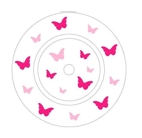 Schutzfolie Toniebox Ladestation Schmetterling 2
