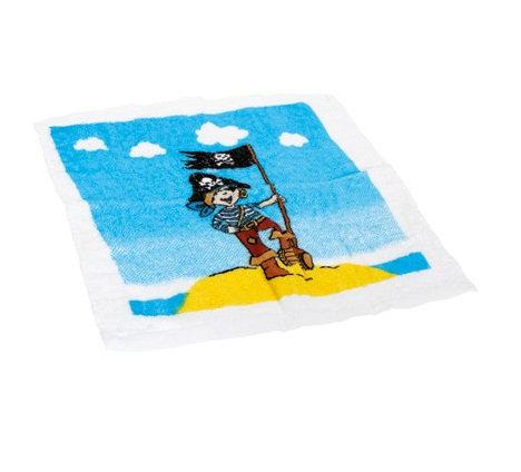 Magisches Handtuch Pirat