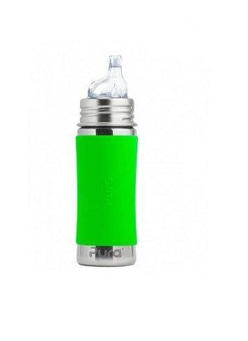 Pura Trinklernflasche 325ml Grün