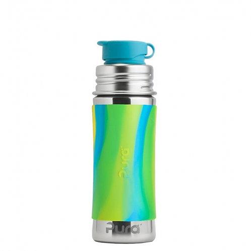 Pura Sportflasche 325ml AquaSwirl