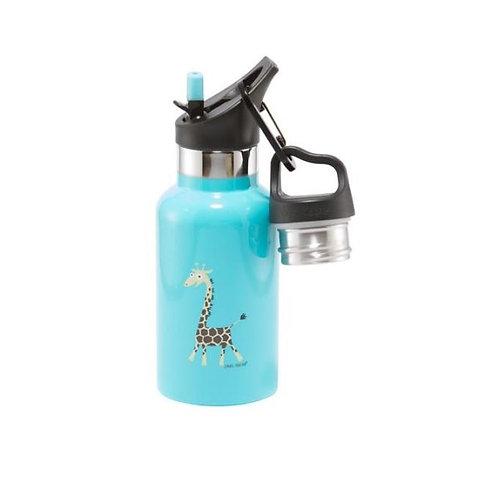 Carl Oscar Tempflask, Carl Oscar, Thermoflasche, Thermotrinkflasche Kinder, personalisiert, kaufen, blau, beschriftet, kaufen