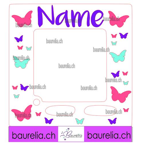 Schutzfolie Toniebox Schmetterling 10