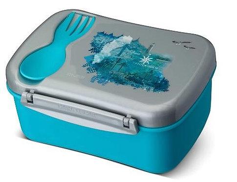 Znünibox blau, Lunchbox blau, Carl Oscar Znünibox, Znünibox kaufen, Znünibox personalisiert, Lunchbox kaufen, blau,kühl