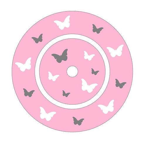 Schutzfolie Toniebox Ladestation Schmetterling 9