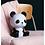 Thumbnail: ALLC Nachtlicht Pandabär