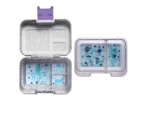 Munchi Snack Glitzer, Znünibox glitzer, Lunchbox glitzer, Znünibox Kinder, Znünibox personalisiert, Lunchbox personalisiert