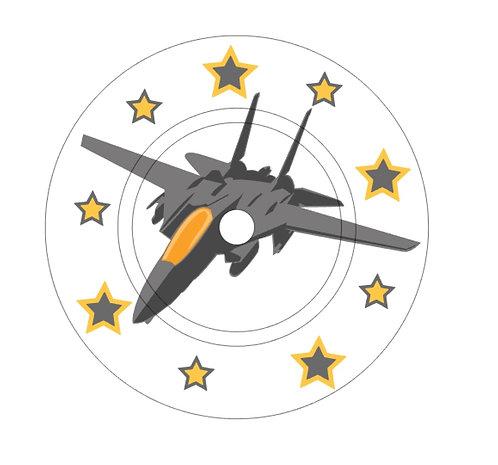 Schutzfolie Toniebox Ladestation Flugzeug 2