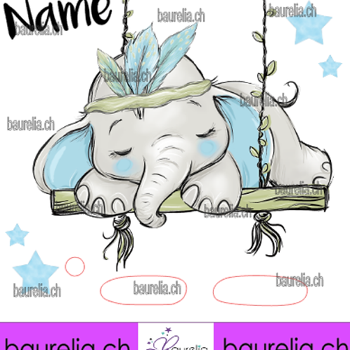 Schutzfolie Toniebox Elefant 12