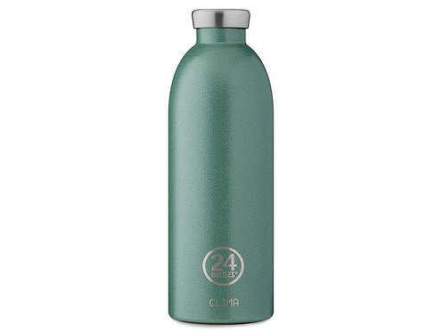 24Bottles Thermosflasche Clima 850ml Moss Green