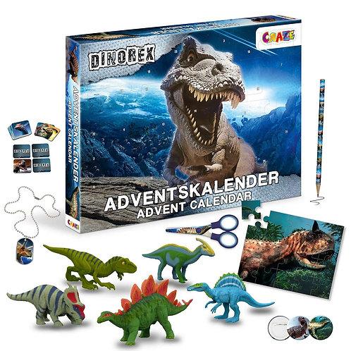 CRAZE Adventskalender Dino
