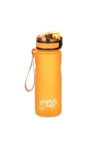 Schmatzfatz Trinkflasche 500ml Orange