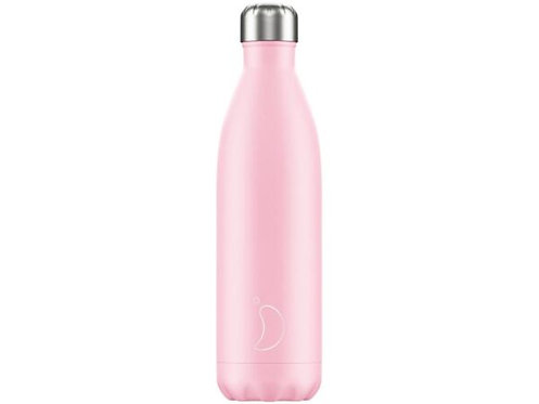 Chilly's 750ml Trinkflasche Pastell Pink