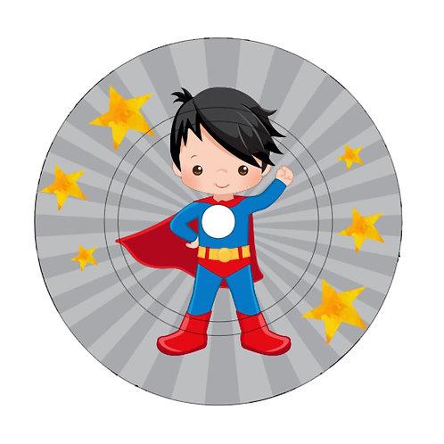 Schutzfolie Toniebox Ladestation Superheld 1