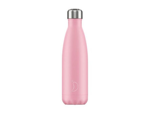 Chilly's 500ml Trinkflasche Pastell Pink