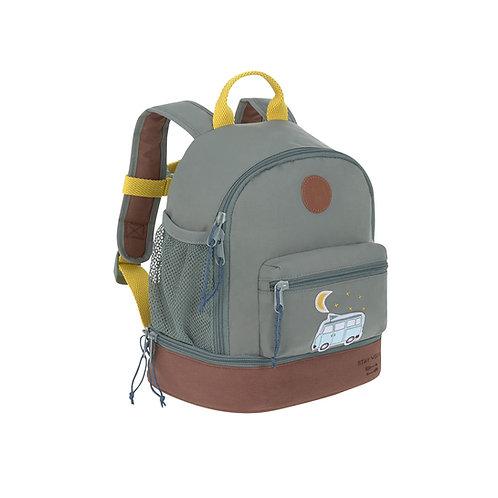 Lässig Kindergartenrucksack - Mini Backpack, Adventure Bus