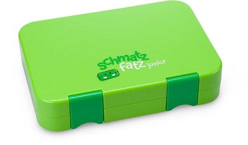 Schmatzfatz Junior grün, Znünibox grün, Lunchbox Grün, Schmatzfatz Junior kaufen, Znünibox kaufen