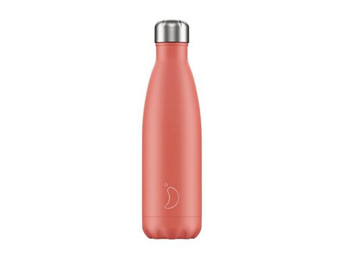 Chilly's 500ml Trinkflasche Pastell Coral