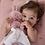 Thumbnail: Kuscheltuch Miffy Rosa