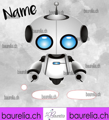 Schutzfolie Toniebox Roboter 3