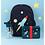 Thumbnail: ALLC Kinderrucksack Space