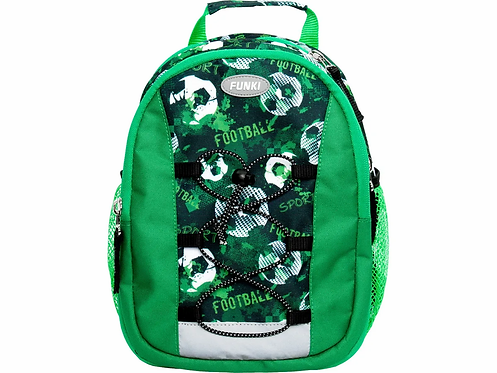 Funki Kindergartenrucksack Football