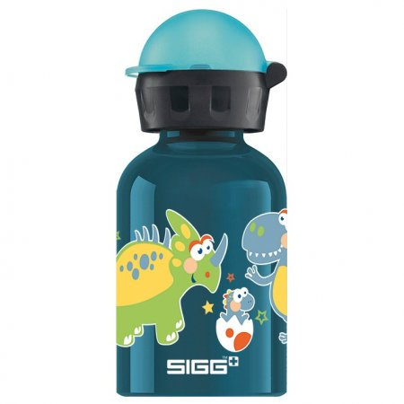 Sigg Aluminumflasche Kids KBT Small Dino 0.3l