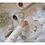 Thumbnail: JABADABADOO Tee Set im Koffer Teddy & Bunny