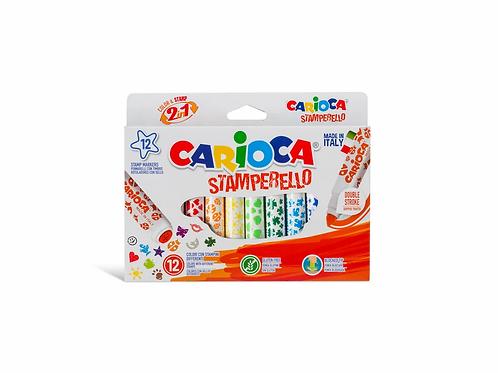 CARIOCA Fasermaler Stamperello