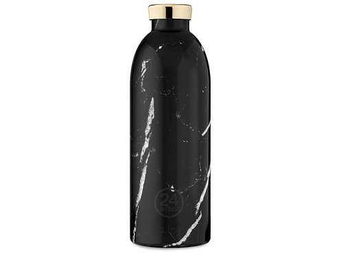 24Bottles Thermosflasche Clima 850ml Black Marble